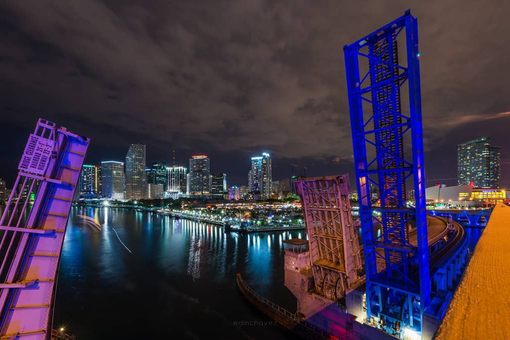 Bayside Mall best photography spots Miami