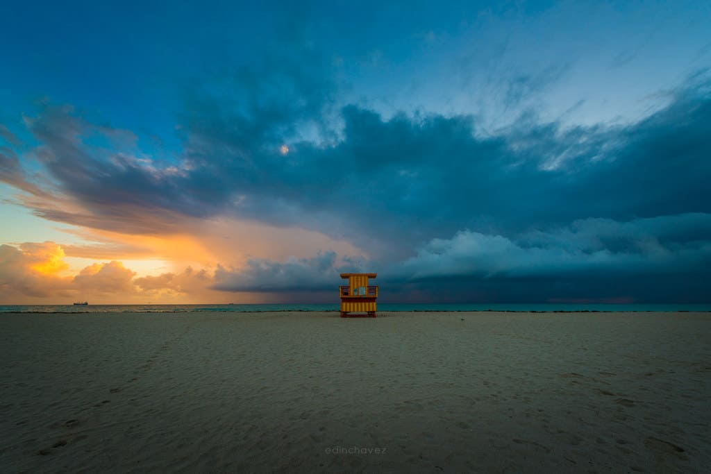 Miami Beach Sunrise best photography spots Miami