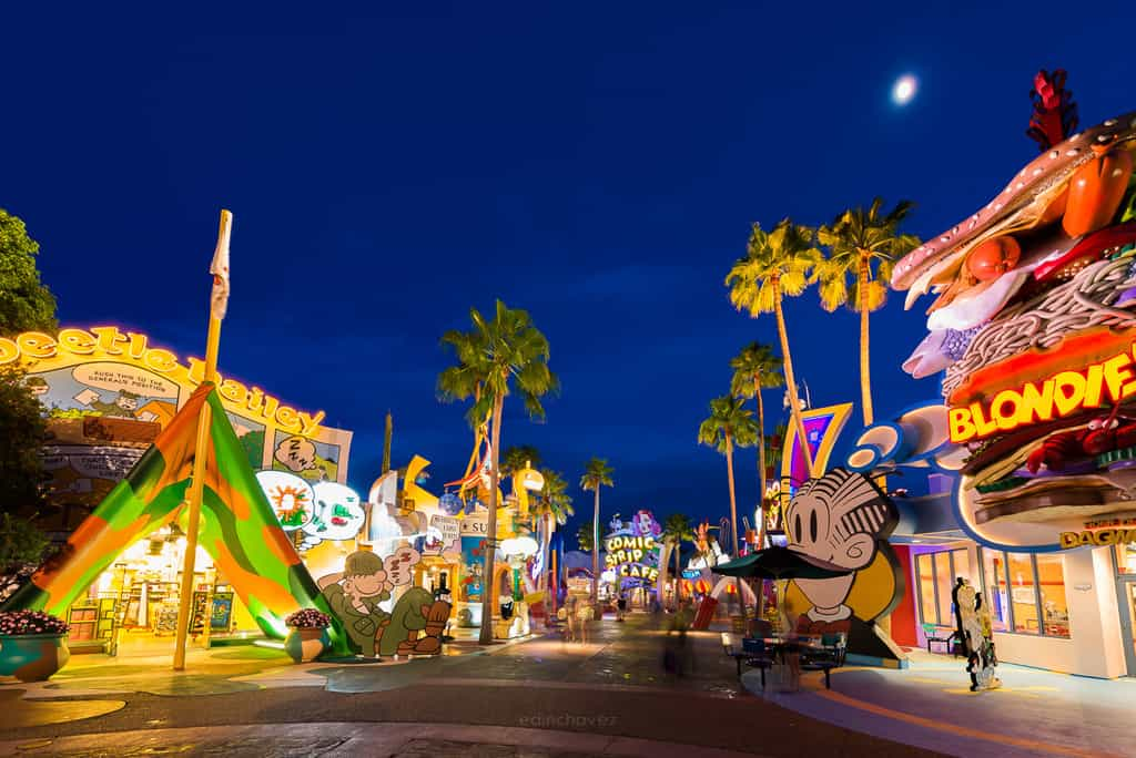 Best Photography Spots In Orlando Universal