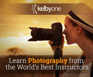 Online Photography School Kelby One