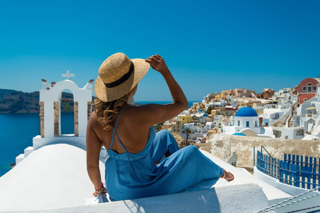 Best Places to Photograph In Santorini