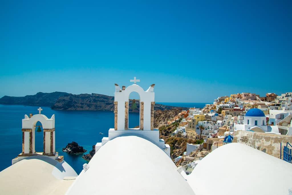 Sunset Spot Santorini Best Photography Spots