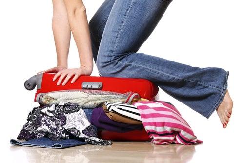 Resultado de imagen de viajes con maletas