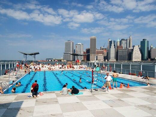 Les 10 plus belles piscines urbaines du monde  eDreams
