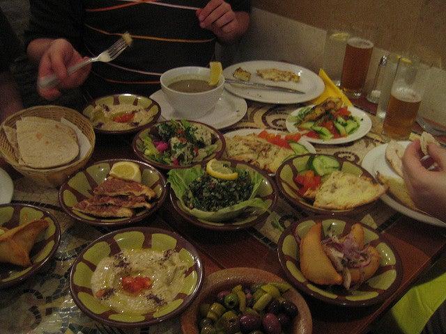 Ricette da 1000 e una notte la cucina libanese