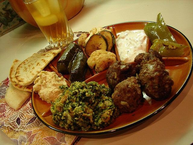 Cucina Libanese Ricette