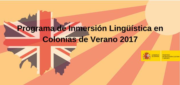 Resultado de imagen de inmersion linguistica colonias de verano 2014