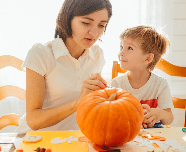 5 fun fall project and crafts header image