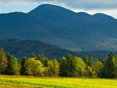 The state of New York will open more than 21,000 additional acres of Adirondack parkland in October. Photograph by Michael Melford, National Geographic