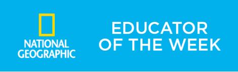 blue educator