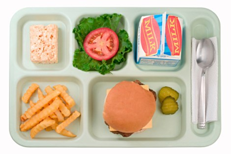 "Photograph courtesy the Center for Ecoliteracy—click here to learn more about their ""Rethinking School Lunch"" framework."