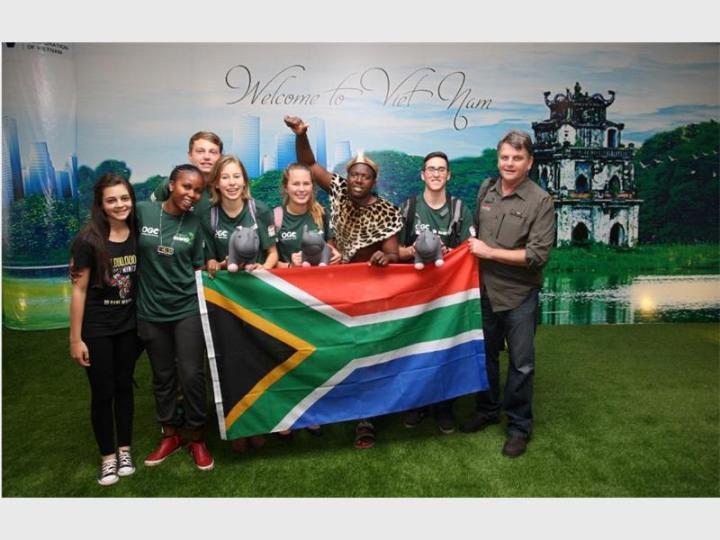 SA Rhino Ambassadors