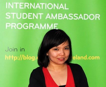 WIT Ambassador Eileen Tan