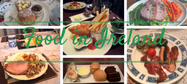 Six foods to try in Ireland