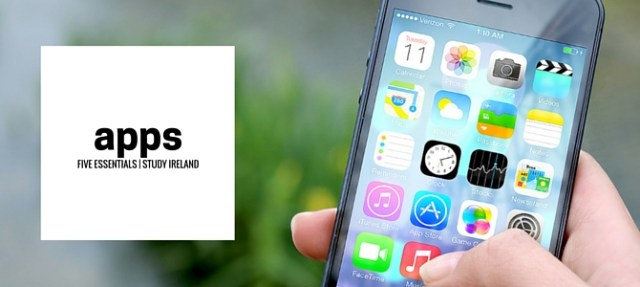 Five essential apps for studying abroad in Ireland