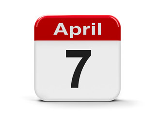 7 april in history today
