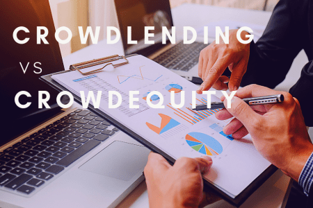 Crowdending vs crowdequity