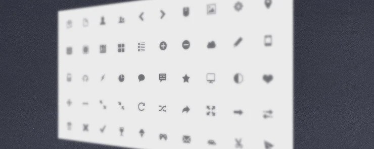 Learn About Different Icon Fonts in Bootstrap 4