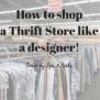 Effortless Style Blog Interior Designer Decorator Long