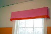 DIY: No Sew Box Pleat Valance - Effortless Style Blog