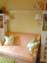 How to make a plug in sconce look hardwired - Effortless ...
