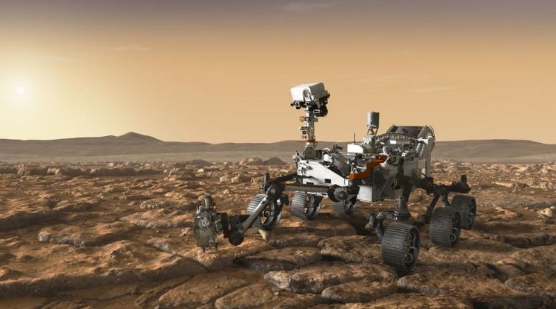 Mars'a Bir Adım Daha: Perseverance