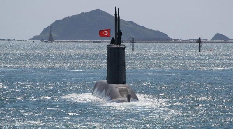 Preveze denizaltı modernizasyonu