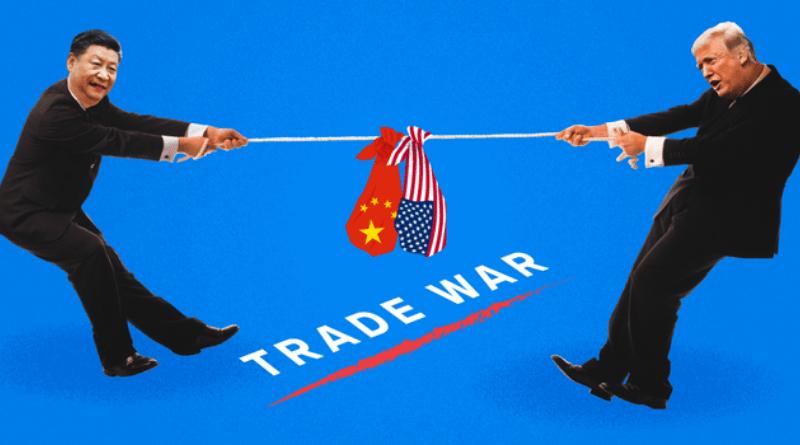 trade war between usa vs china