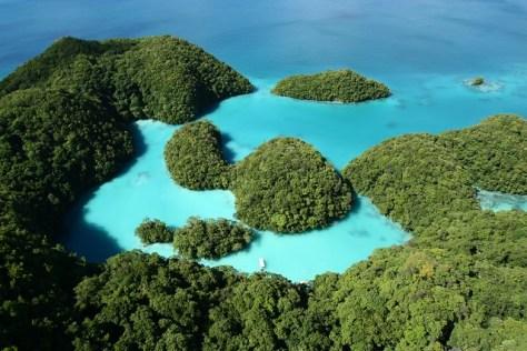 Milky Way Palau wikimedia commons