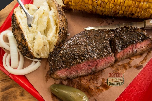 Cooper's Old Time Pit Barbecue