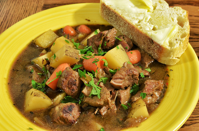 Irish Stew Flickr jeffreyw