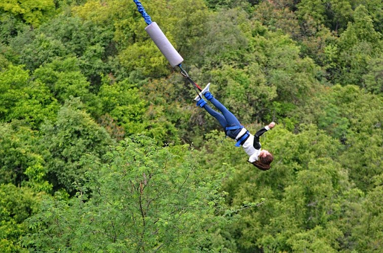The Thrill Seeker's Guide to the USA: Bungee Jumping