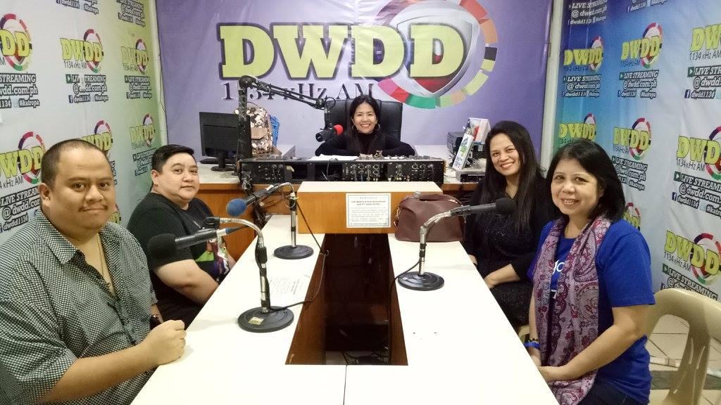 eGetinnz Guests Live on DWDD Katropa Radio