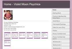 Violet Moon Psychics