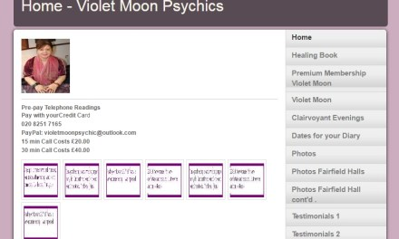 Violet Moon Psychics