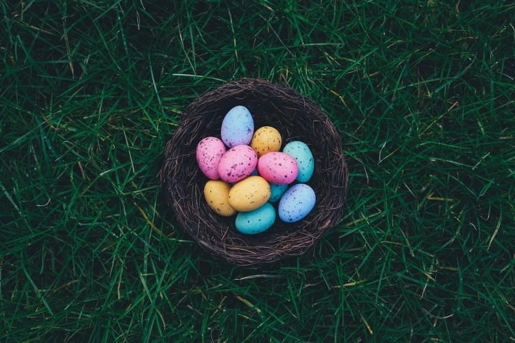 Famous Easter Egg Hunts