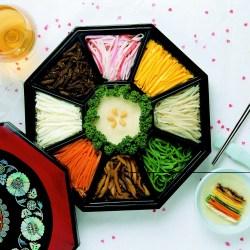 Popular Korean Food