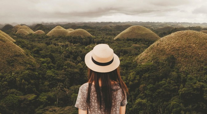 Bohol's Geographical Wonder