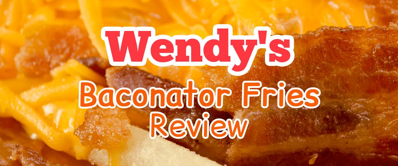 food wendy s baconator