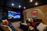 Basement Home Theater Dilemma | Flatscreen or Projector