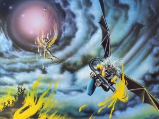 Iron Maiden Flight of Icarus