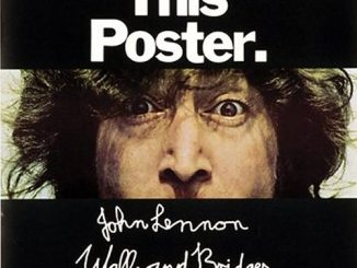 John Lennon Listen To This Poster