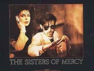 """Sisters Of Mercy German 3"""" CD single"""