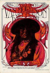 Van Morrison Denver Dog Colorado Concert