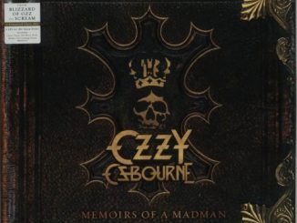 Ozzy Osbourne Memoirs Of A Madman 180g Vinyl LP
