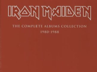 Iron Maiden The Complete Album Collection