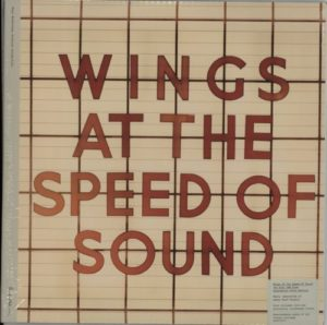 At The Speed Of Sound 180gm Vinyl LP