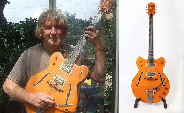 Gretsch 6120 guitar