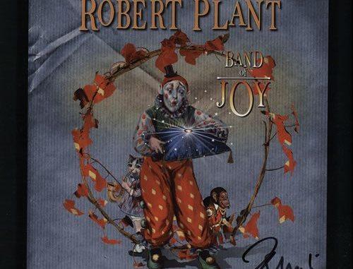 Robert Plant Band Of Joy