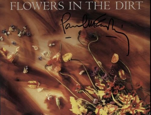 Image result for paul mccartney flowers in the dirt recording